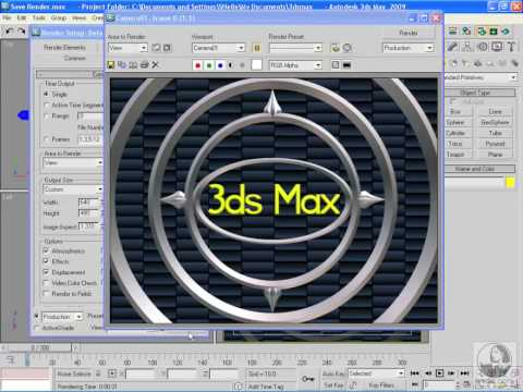 Manual 3D Max Master