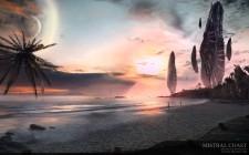 Playa de otros Planetas