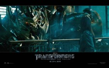 Transformers Megatron y Megan Fox