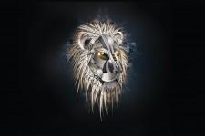 cabeza-leon-metalica
