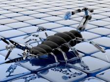 escorpion robot