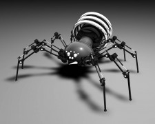 hormiga robot
