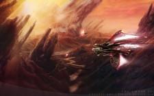 Sobrevolando el planeta