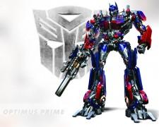 transformers optimus prime de combate
