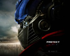 transformers optimus prime protect
