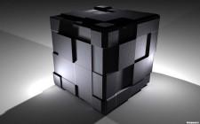 Cubo en 3D