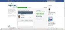 VIVOX WebVoice Facebook