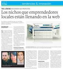 Diario El Sur (Página 12 - 20/09/09)