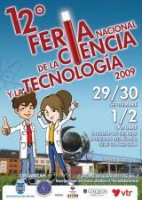 XII Feria nacional de la Ciencia y la Tecnología 2009