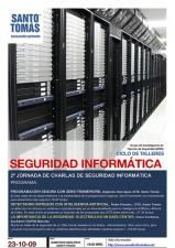 2ª Jornada de Charlas de Seguridad Informática