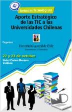 IV Jornada Tecnológica, Universidad Austral de Chile