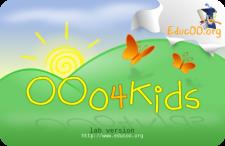 OOo4Kids Openoffice para niños
