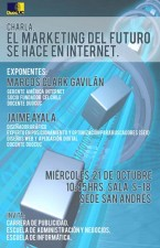 El marketing del futuro se hace en Internet