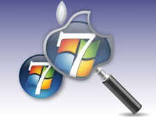 Mac y Windows 7