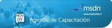 Agenda de capacitación MSDN Chile