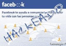 Facebook ha sido Hackeado