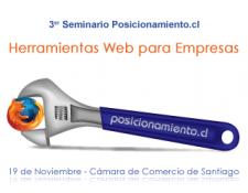 Seminario de Herramientas web para empresas
