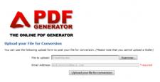 PDF Generator