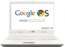 Netbook Google Chrome OS
