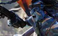 Avatar, Fondo de escritorio