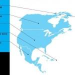 Google en el Norte y centro de América