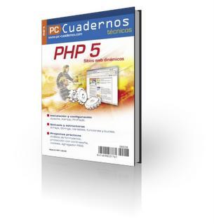 PHP 5 Sitios Web dinámicos (PC Cuadernos)
