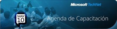 Agenda capacitacion Technet