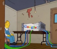 google-server
