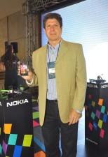 Luis Kovalsky, gerente general de Nokia Chile