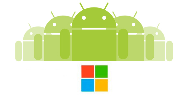 android vs. Windows