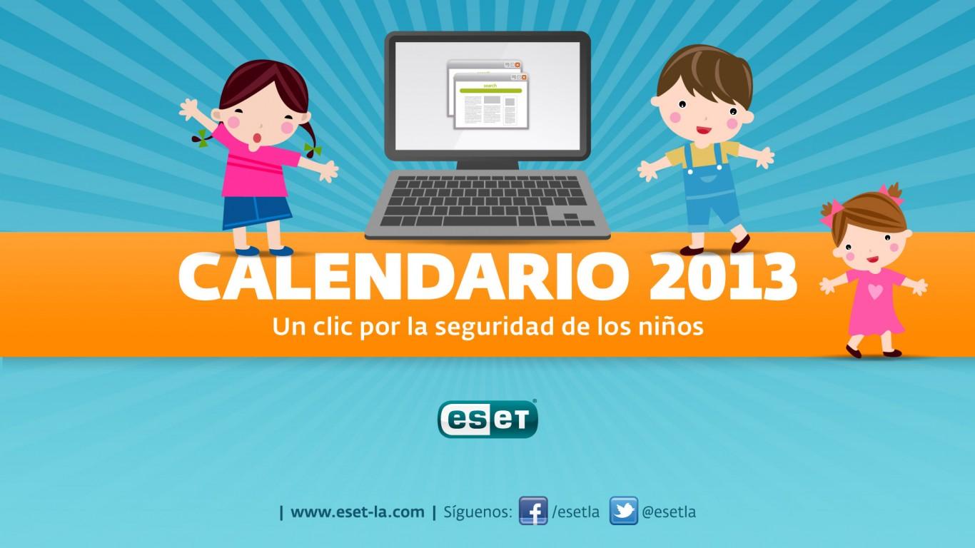 calendario 2013 seguridad