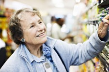 GoSafe Lady_grocery_shopping