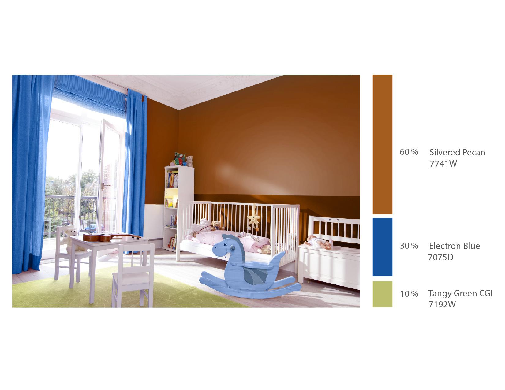 Colores y entretenidas opciones para decorar los - Dormitorios infantiles para dos ...